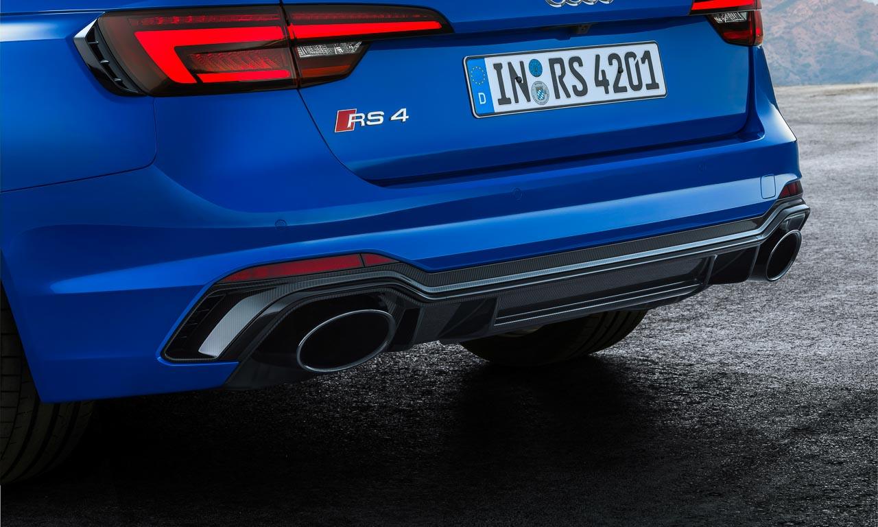 Audi RS4 2017 auf der IAA 2017 AUTOmativ.de Benjamin Brodbeck 5 - Hier ist endlich der neue Audi RS4 Avant mit 450 PS - aber ohne V8