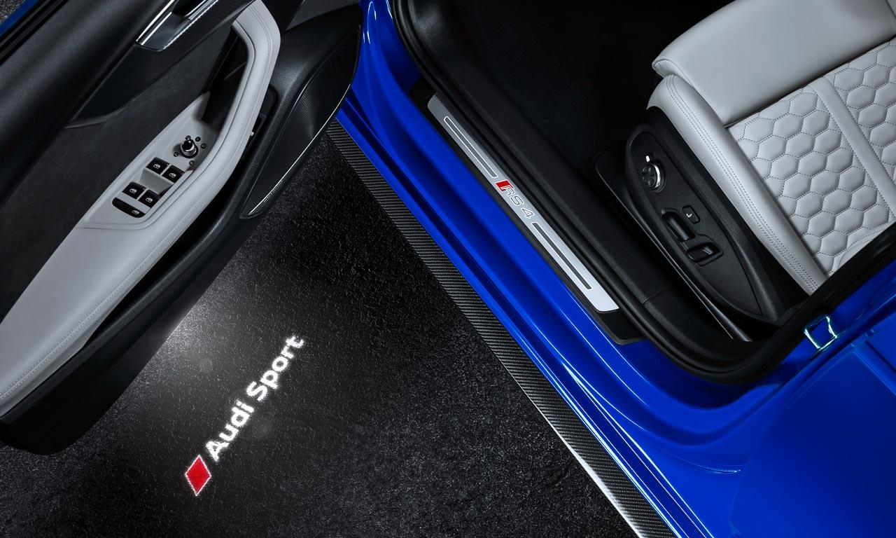 Audi RS4 2017 auf der IAA 2017 AUTOmativ.de Benjamin Brodbeck 6 - Hier ist endlich der neue Audi RS4 Avant mit 450 PS - aber ohne V8