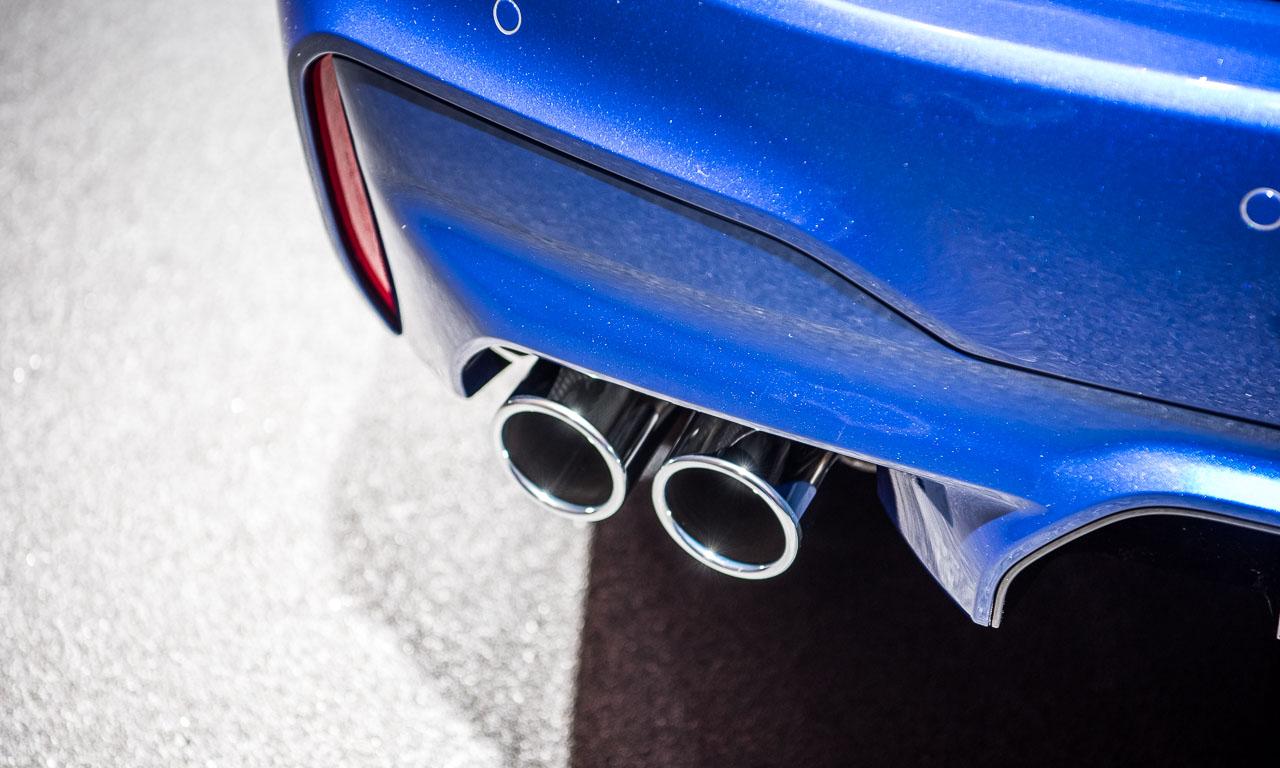 BMW M5 auf der IAA 2017 AUTOmativ.de Benjamin Brodbeck 12 - Der neue BMW M5 bringt noch mehr Bayernpower aus München auf die IAA 2017