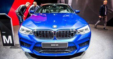 Der neue BMW M5 bringt noch mehr Bayernpower aus München auf die IAA 2017