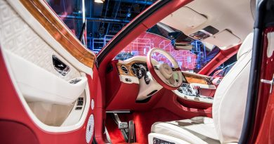 Bentley Continental GT VW Groupnight Volkswagen AUTOmativ.de Benjamin Brodbeck 2 390x205 - Bentley Continental GT: Erste Sitzprobe im Luxus-GT - IAA 2017