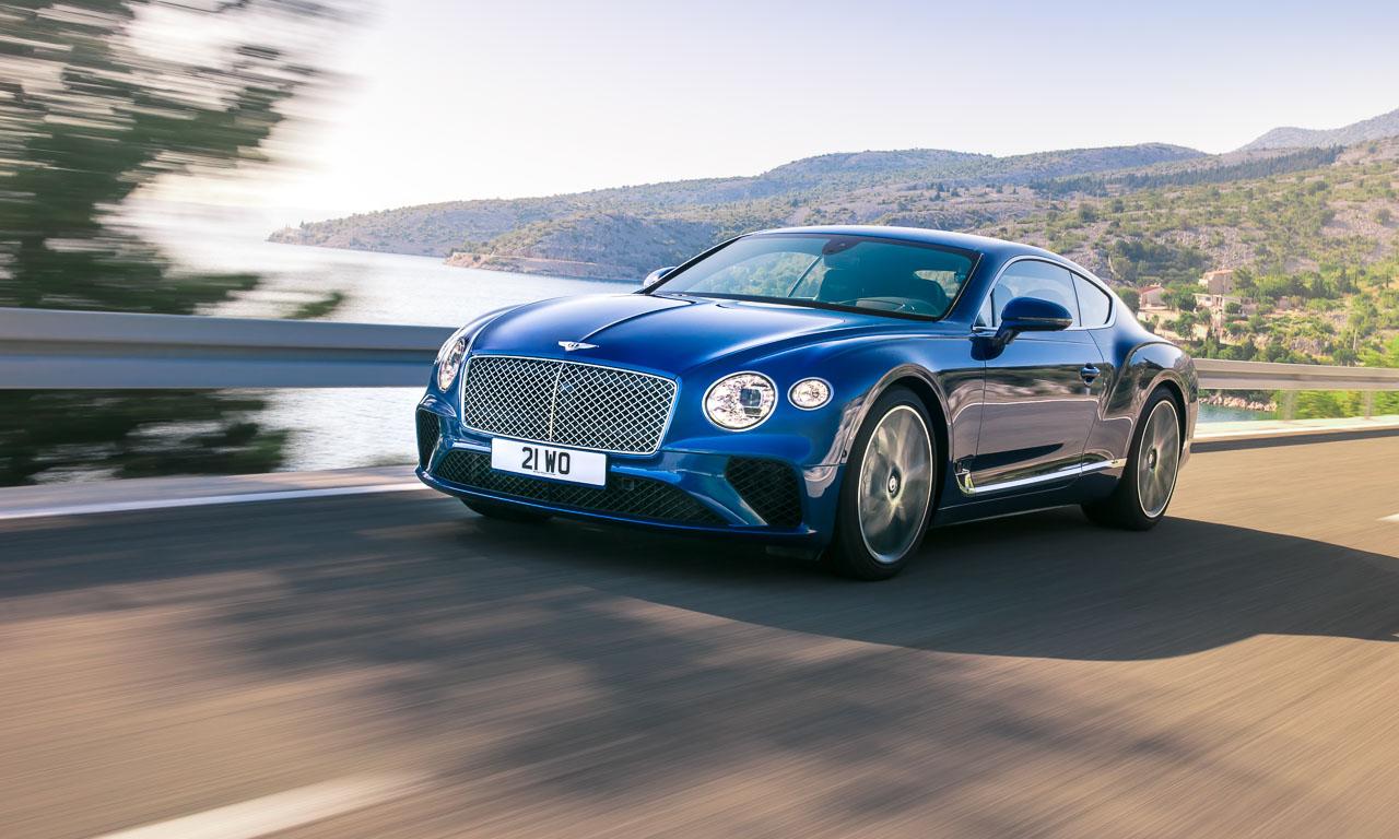 Bentley Continental Neuauflage 2018 IAA 2017 5 - Neuer Bentley Continental GT: Ganz schön viel Panamera im Briten
