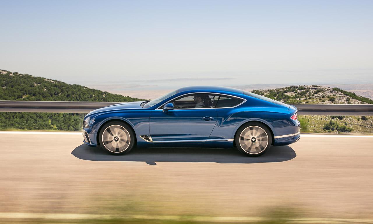 Bentley Continental Neuauflage 2018 IAA 2017 7 - Neuer Bentley Continental GT: Ganz schön viel Panamera im Briten