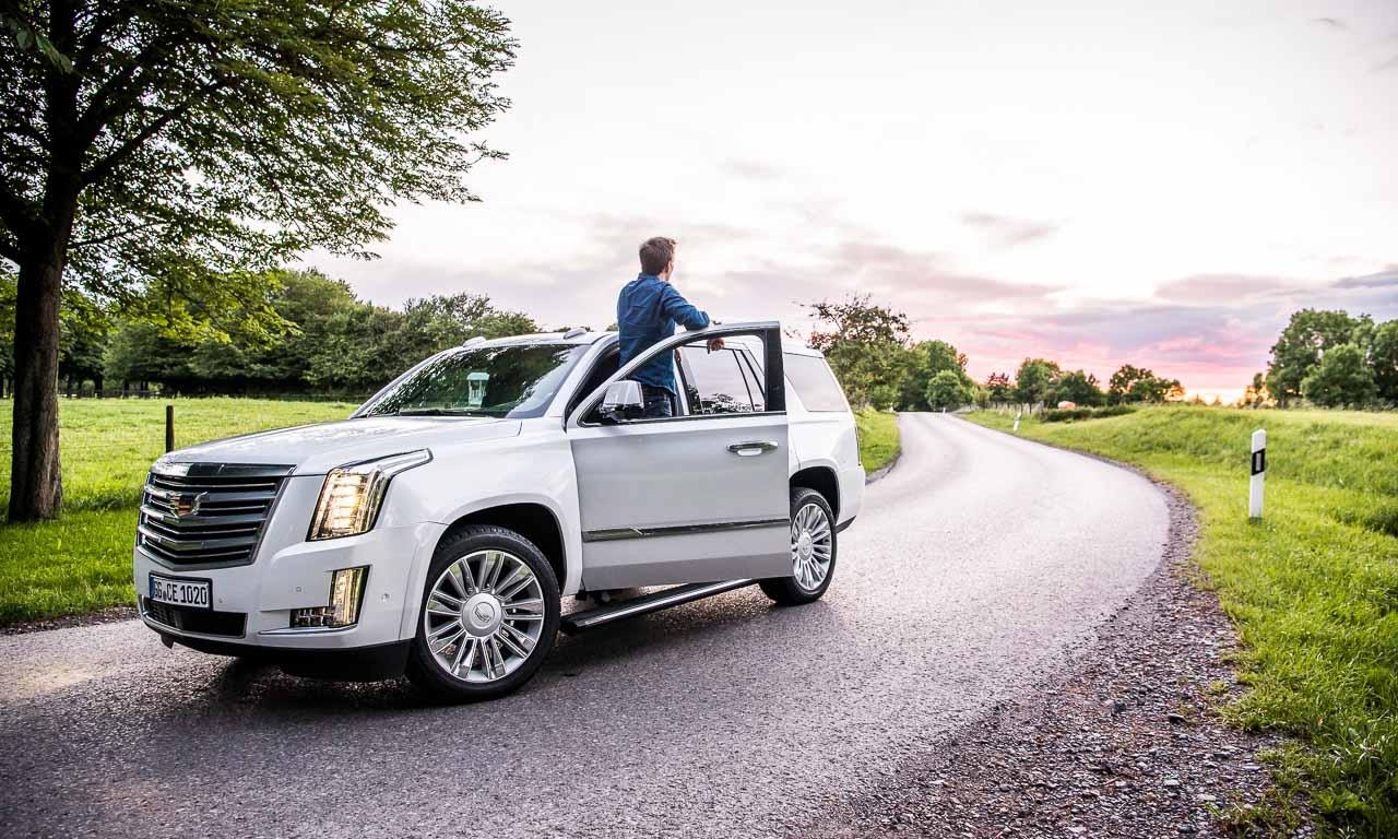 Cadillac Escalade 2017 im Fahrbericht Test General Motors CT6 XT5 SUV Luxus Luxury AUTOmativ.de Benjamin Brodbeck 28 - Coolness-Faktor Eintausend: Warum der Cadillac Escalade so verdammt cool ist.