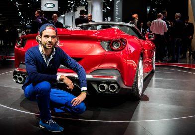 Ferrari Portofino: Schmuckstück als Einstieg in die Ferrari-Welt – IAA 2017