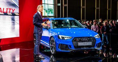 Hier ist endlich der neue Audi RS4 Avant mit 450 PS – aber ohne V8
