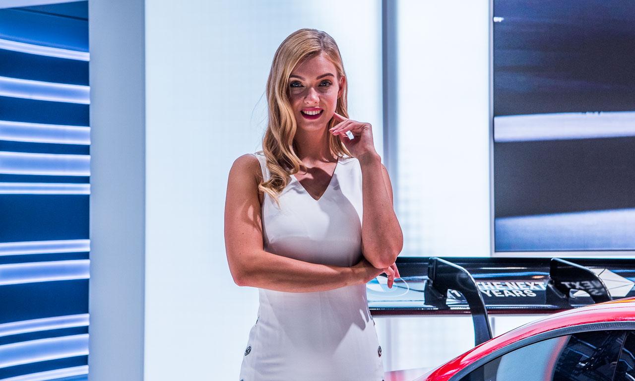IAA 2017 Frankfurt Audi und Hostessen 15 - IAA 2017: Hostessen - Das Ende einer Ära? Ein Appell!