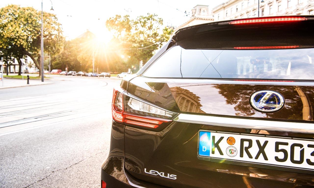 Lexus RX450h Test Fahrbericht Langstrecke Wien Stuttgart Leonberg Schloss Solitude Lexus RX Toyota AUTOmativ.de Benjamin Brodbeck 27 - Wiener Zeitlosigkeit trifft auf asiatische Moderne: Mit dem Lexus RX 450h nach Wien