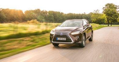 Lexus RX 450h Luxury im Test: Hybrid mit Jetski-Feeling und 313 PS