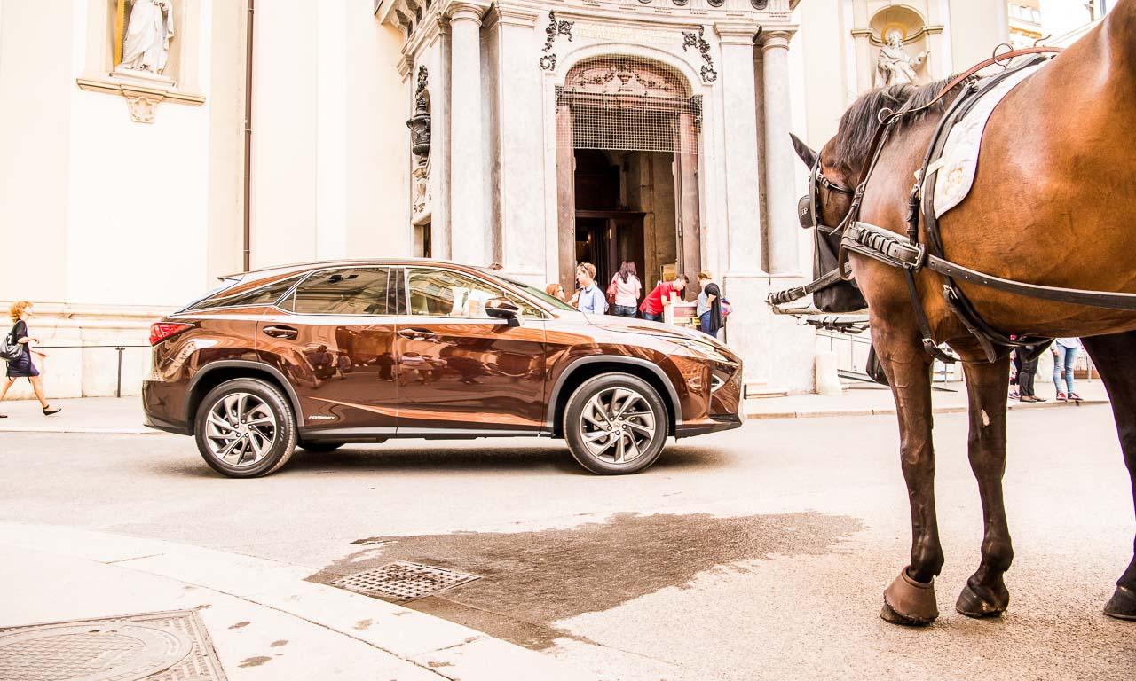 """Ein Beweis, dass auch ein gekröntes Haupt kein besserer und schon gar kein weitsichtigerer Mensch ist, gibt diese absolute Fehleinschätzung des letzten deutschen Kaisers wider: """"Das Auto ist eine vorübergehende Erscheinung. Ich glaube an das Pferd"""", so Kaiser Wilhelm II."""
