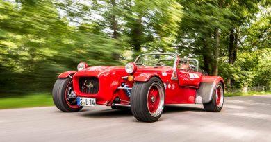 Gentleman's Drive: Mit dem Lotus Seven auf die Schwäbische Alb