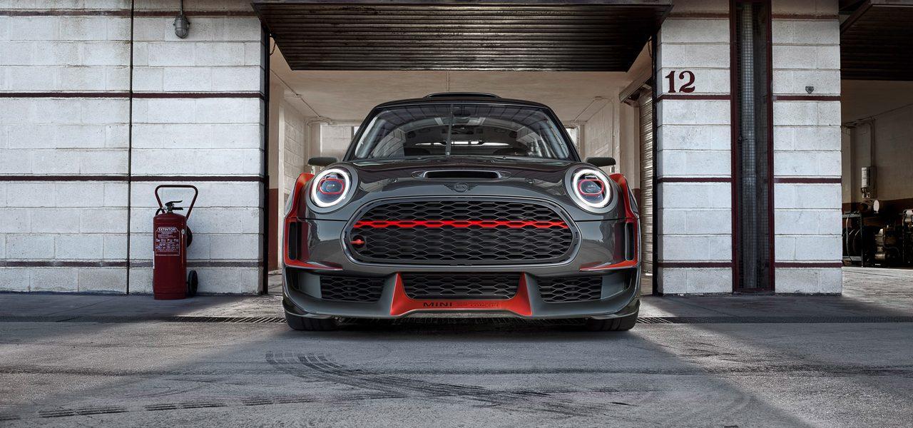 Mini John Cooper Works GP Concept: Wenn's Euch gefällt wird's gebaut!
