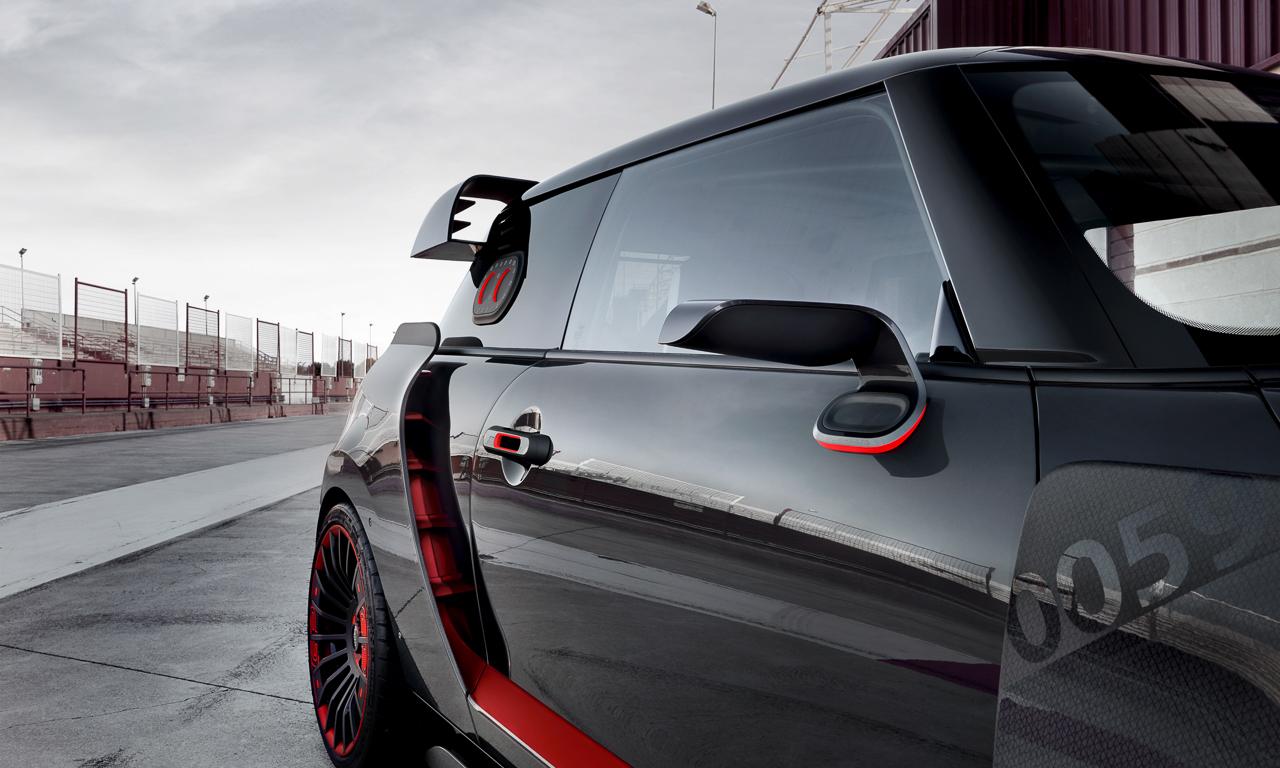Mini Cooper GP Concept 4 - Mini John Cooper Works GP Concept: Wenn's Euch gefällt wird's gebaut!