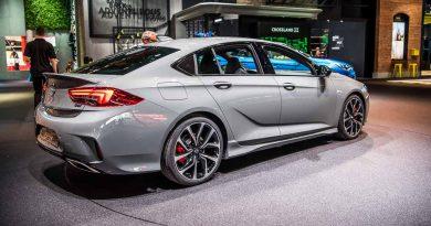 Opel Insignia GSi: Erstkontakt mit dem traditionsreichen Kürzel – IAA 2017