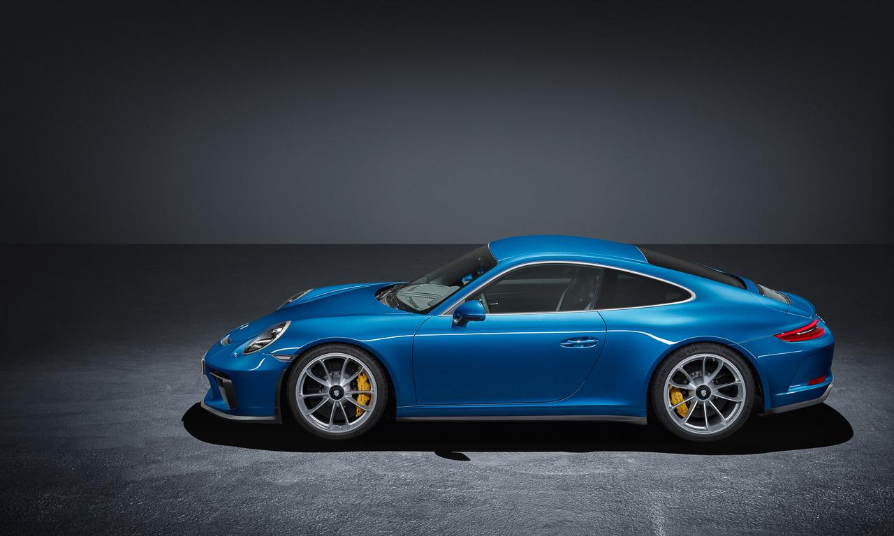 Porsche 911 GT3 Touring 2017 IAA Frankfurt 2017 AUTOmativ.de Benjamin Brodbeck 1 2 - Der neue Porsche 911 GT3 mit Touring Paket auf der IAA 2017
