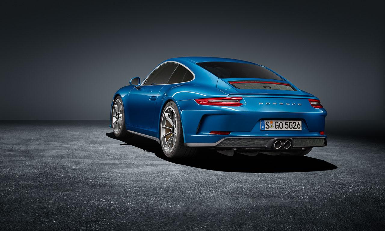 Porsche 911 GT3 Touring 2017 IAA Frankfurt 2017 AUTOmativ.de Benjamin Brodbeck 1 3 - Der neue Porsche 911 GT3 mit Touring Paket auf der IAA 2017