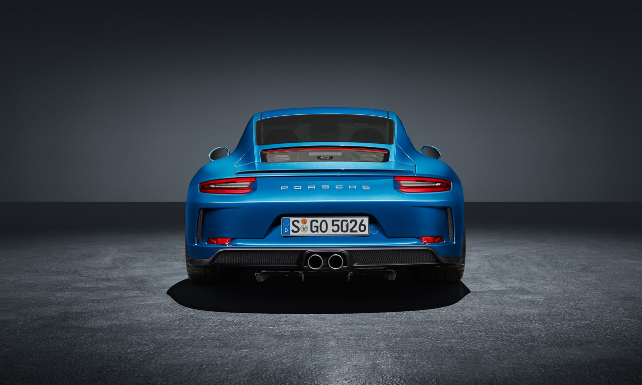 Porsche 911 GT3 Touring 2017 IAA Frankfurt 2017 AUTOmativ.de Benjamin Brodbeck 1 4 - Der neue Porsche 911 GT3 mit Touring Paket auf der IAA 2017