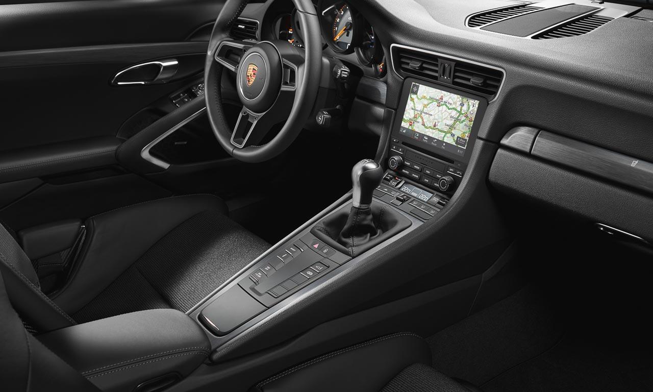 Porsche 911 GT3 Touring 2017 IAA Frankfurt 2017 AUTOmativ.de Benjamin Brodbeck 1 5 - Der neue Porsche 911 GT3 mit Touring Paket auf der IAA 2017