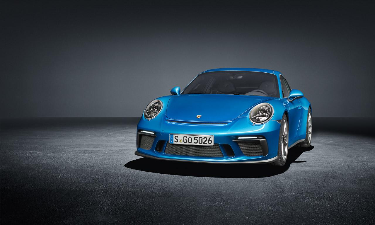 Porsche 911 GT3 Touring 2017 IAA Frankfurt 2017 AUTOmativ.de Benjamin Brodbeck 1 - Der neue Porsche 911 GT3 mit Touring Paket auf der IAA 2017