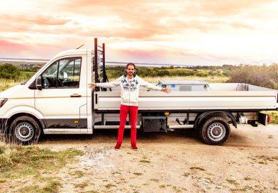 Ab sofort gibt es den VW Crafter auch mit Allrad- und Heckantrieb – Fahrbericht!