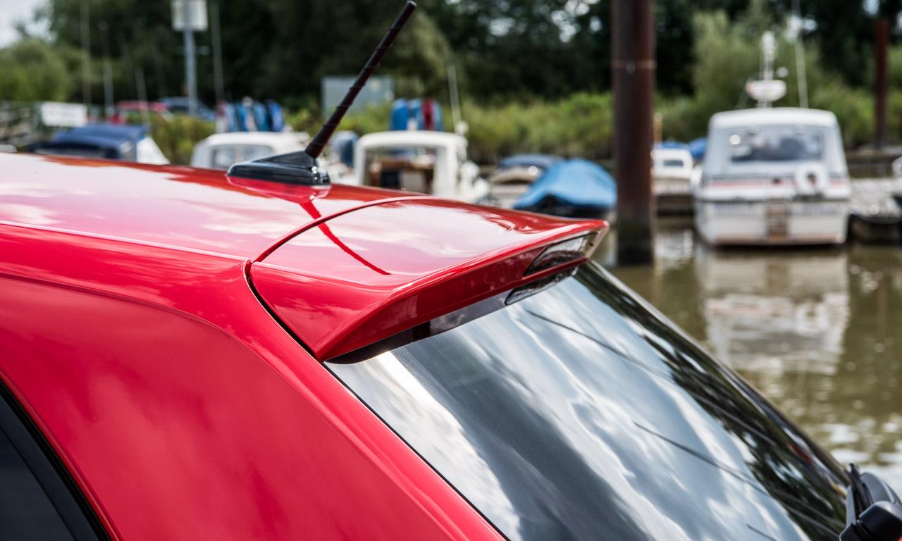VW Volkswagen Polo 2018 Beats Highline Test Fahrbericht Review AUTOmativ.de Benjamin Brodbeck Rot 15 - Neuer VW Polo Beats mit 115 PS im Fahrbericht: Hat alles, kann alles
