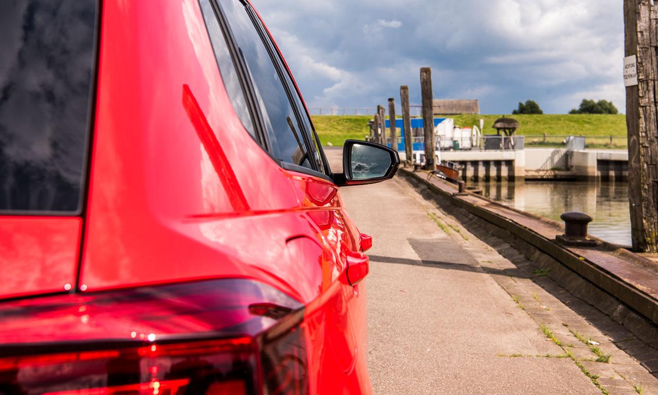 VW Volkswagen Polo 2018 Beats Highline Test Fahrbericht Review AUTOmativ.de Benjamin Brodbeck Rot 21 - Neuer VW Polo Beats mit 115 PS im Fahrbericht: Hat alles, kann alles