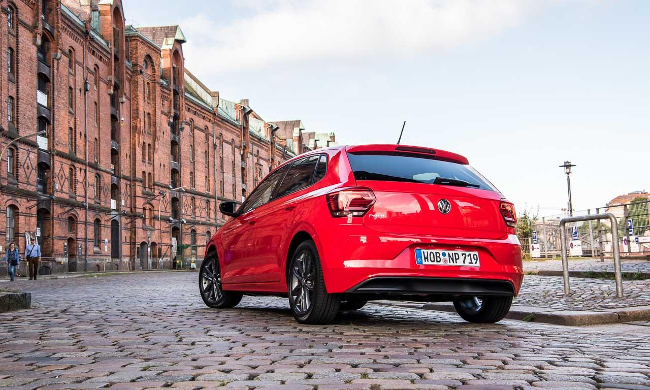 VW Volkswagen Polo 2018 Beats Highline Test Fahrbericht Review AUTOmativ.de Benjamin Brodbeck Rot 26 - Neuer VW Polo Beats mit 115 PS im Fahrbericht: Hat alles, kann alles