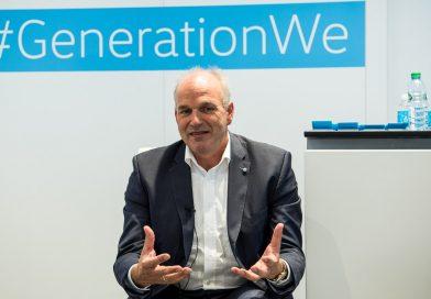 Volkswagen We: VW-Vertriebschef Jürgen Stackmann lässt Ihr Paket in Ihren Kofferraum liefern
