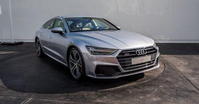 Audi A7 2018 Vorstellung Weltpremiere Sportcoupe Ingolstadt Rupert Stadler Marc Lichte AUTOmativ.de Benjamin Brodbeck