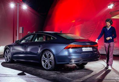 Der neue Audi A7 ist der sexy Sport-A8: Erste Sitzprobe