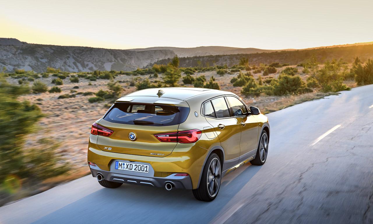 BMW X2 Neuvorstellung T Roc Audi Q2 AUTOmativ.de Benjamin Brodbeck 3 - Neuer BMW X2: Nachmacher!