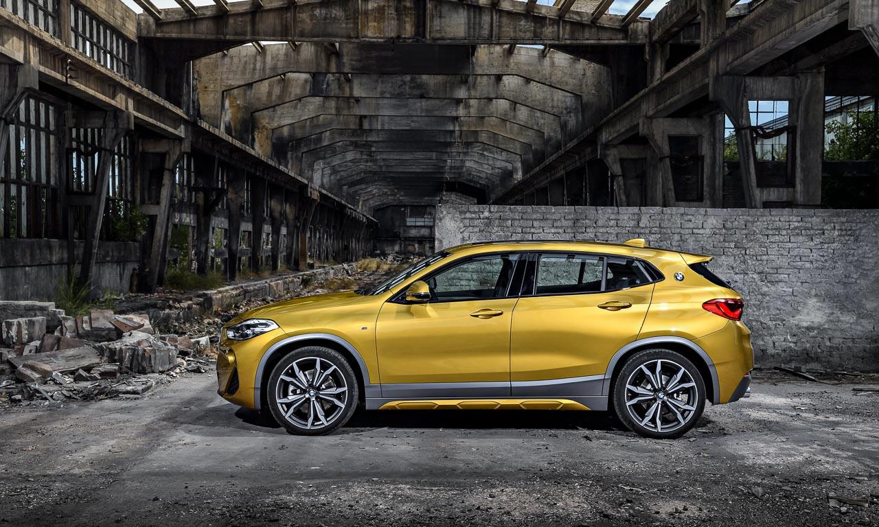 BMW X2 Neuvorstellung T Roc Audi Q2 AUTOmativ.de Benjamin Brodbeck 5 - Neuer BMW X2: Nachmacher!