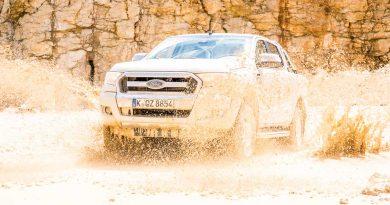 Ford Ranger 2.2 (160 PS) Pick-Up: US-Lastenesel geht durch Dick und Dünn