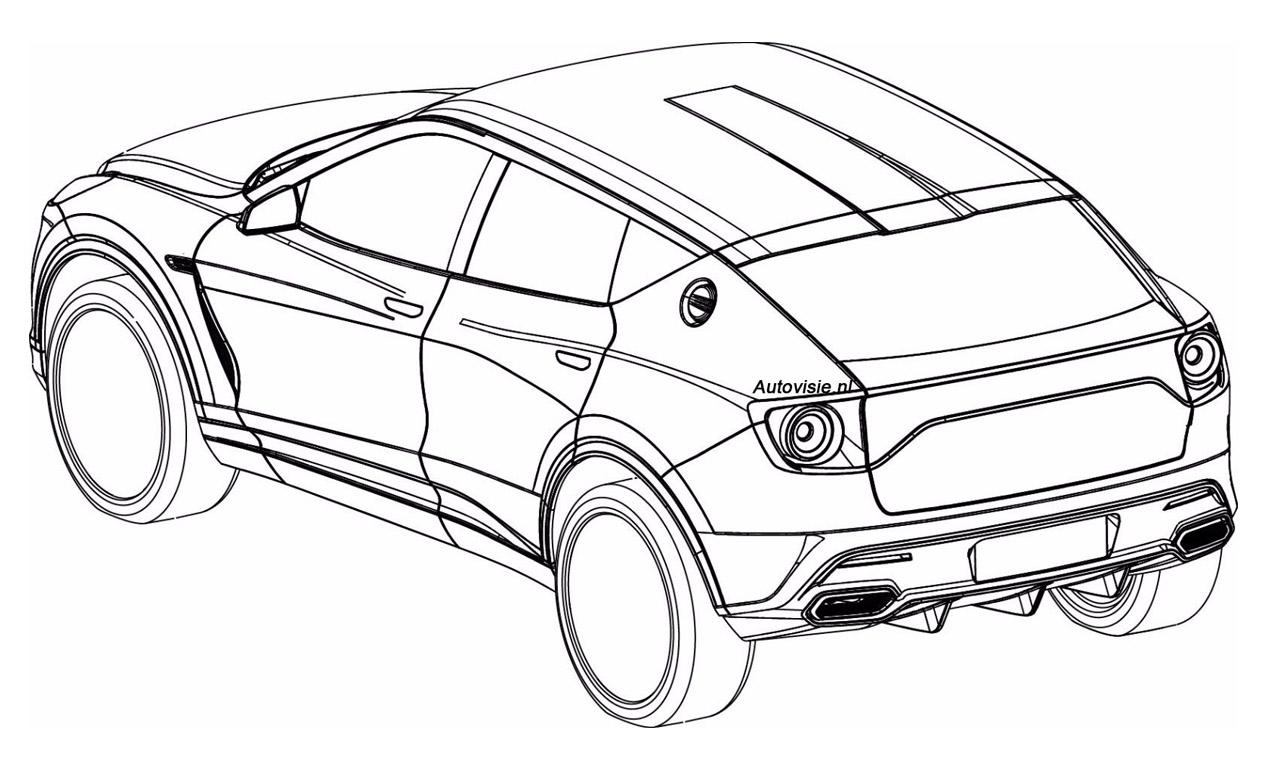 Lotus SUV Back - Ist das der Crossover, der Lotus das Leben retten wird?