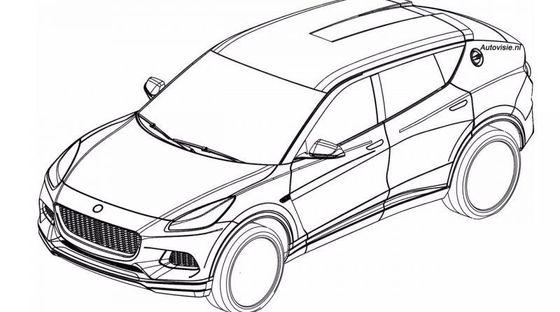 Lotus SUV Front 800x445 - Ist das der Crossover, der Lotus das Leben retten wird?