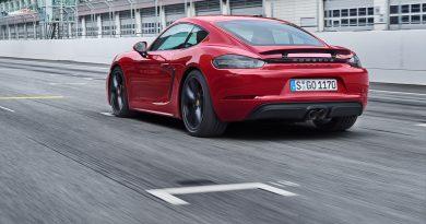 Ciao 911! Die neuen Porsche 718 GTS Varianten mit 365 PS sind da