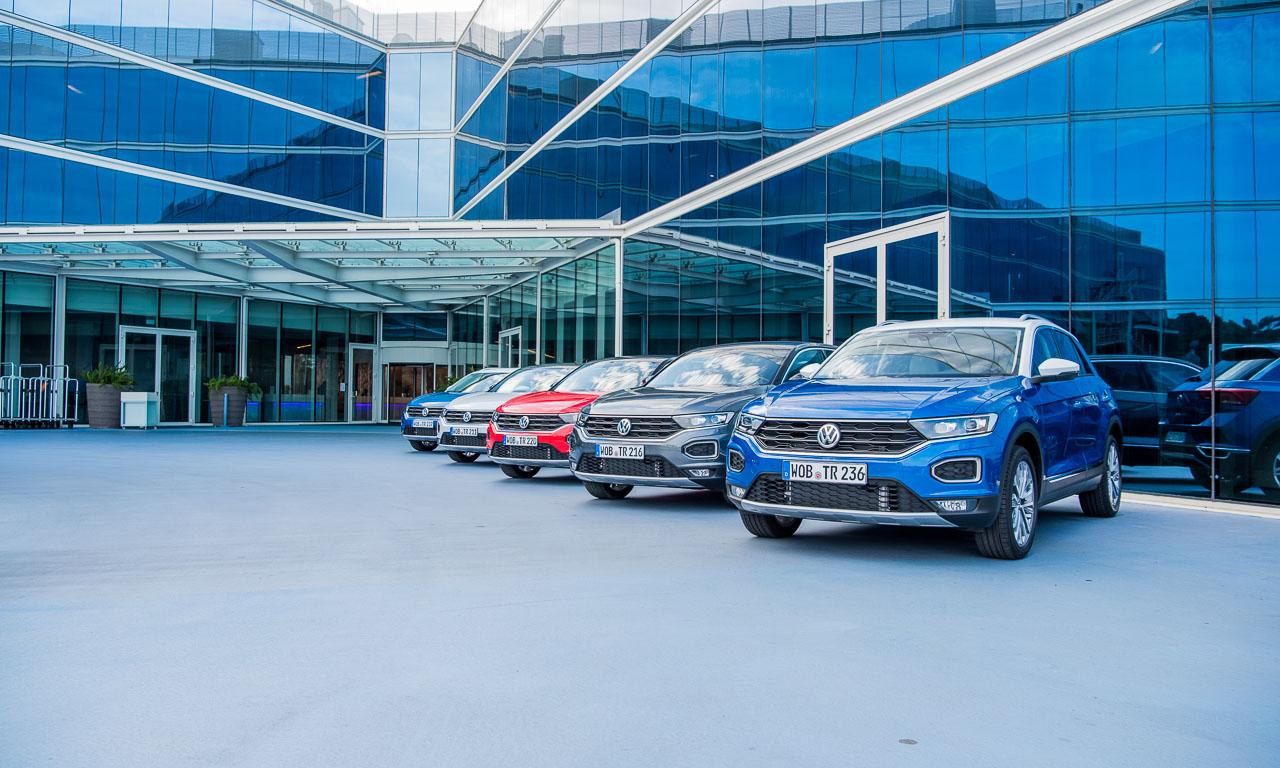 VW Volkswagen T Roc hoher Golf Cross im Test Fahrbericht Review AUTOmativ.de Benjamin Brodbeck - Test: Der VW T-Roc 2.0 TDI (190 PS) ist der stilvolle Stadt-SUV für den Landausflug