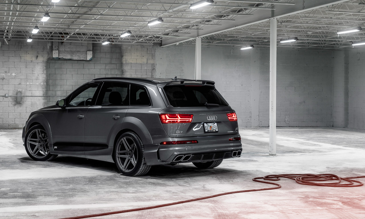 ABT Audi SQ7 Vossen Edition 2 - Audi Q7 ABT Vossen 1 of 10: Dekadenter Bonzenpanzer in feinstem Zwirn