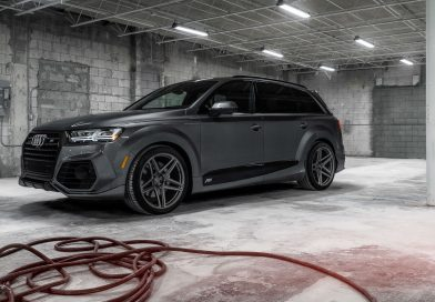 Audi Q7 ABT Vossen 1 of 10: Dekadenter Bonzenpanzer in feinstem Zwirn
