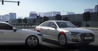 Audi A8 Seitenaufprall Assistent 390x205 - So rettet die futuristische Technik des neuen Audi A8 Ihr Leben beim Seitenaufprall