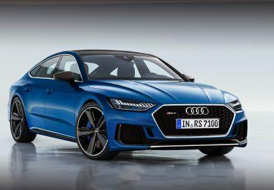 Wenn so der neue Audi RS 7 aussieht, brauche ich jetzt ganz dringend ganz viel Geld
