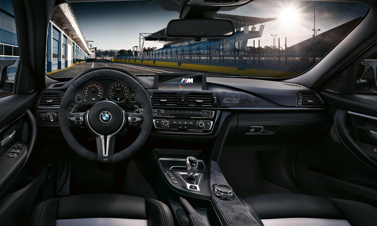 BMW M3 CS 2018 10 - Wenn schon M3, dann wenigstens CS: Hallo Sportskanone!