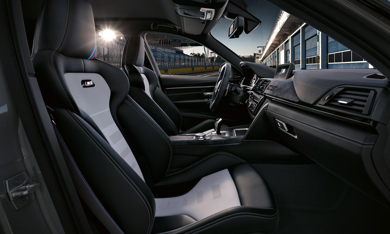 BMW M3 CS 2018 12 - Wenn schon M3, dann wenigstens CS: Hallo Sportskanone!