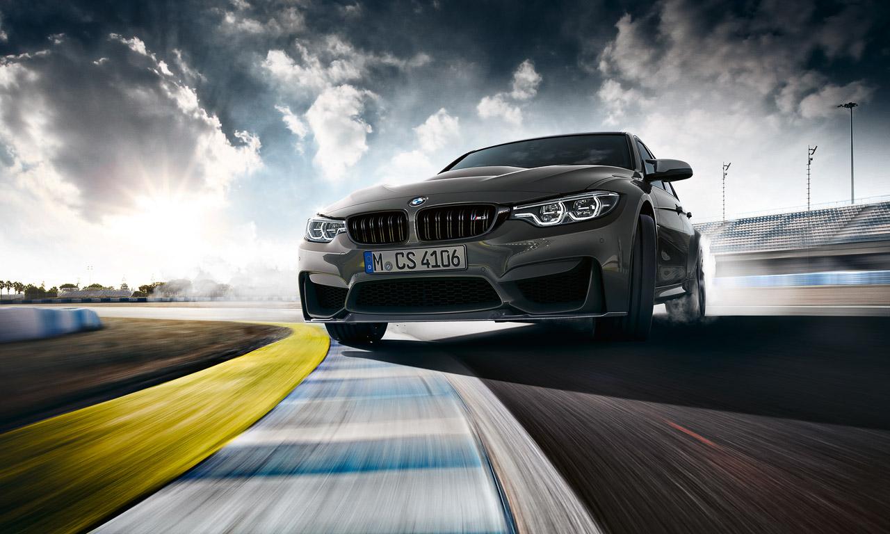 BMW M3 CS 2018 5 - Wenn schon M3, dann wenigstens CS: Hallo Sportskanone!