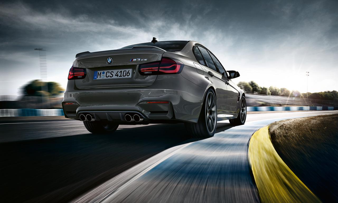 BMW M3 CS 2018 6 - Wenn schon M3, dann wenigstens CS: Hallo Sportskanone!