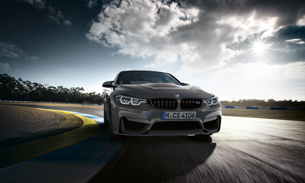 BMW M3 CS 2018 7 - Wenn schon M3, dann wenigstens CS: Hallo Sportskanone!