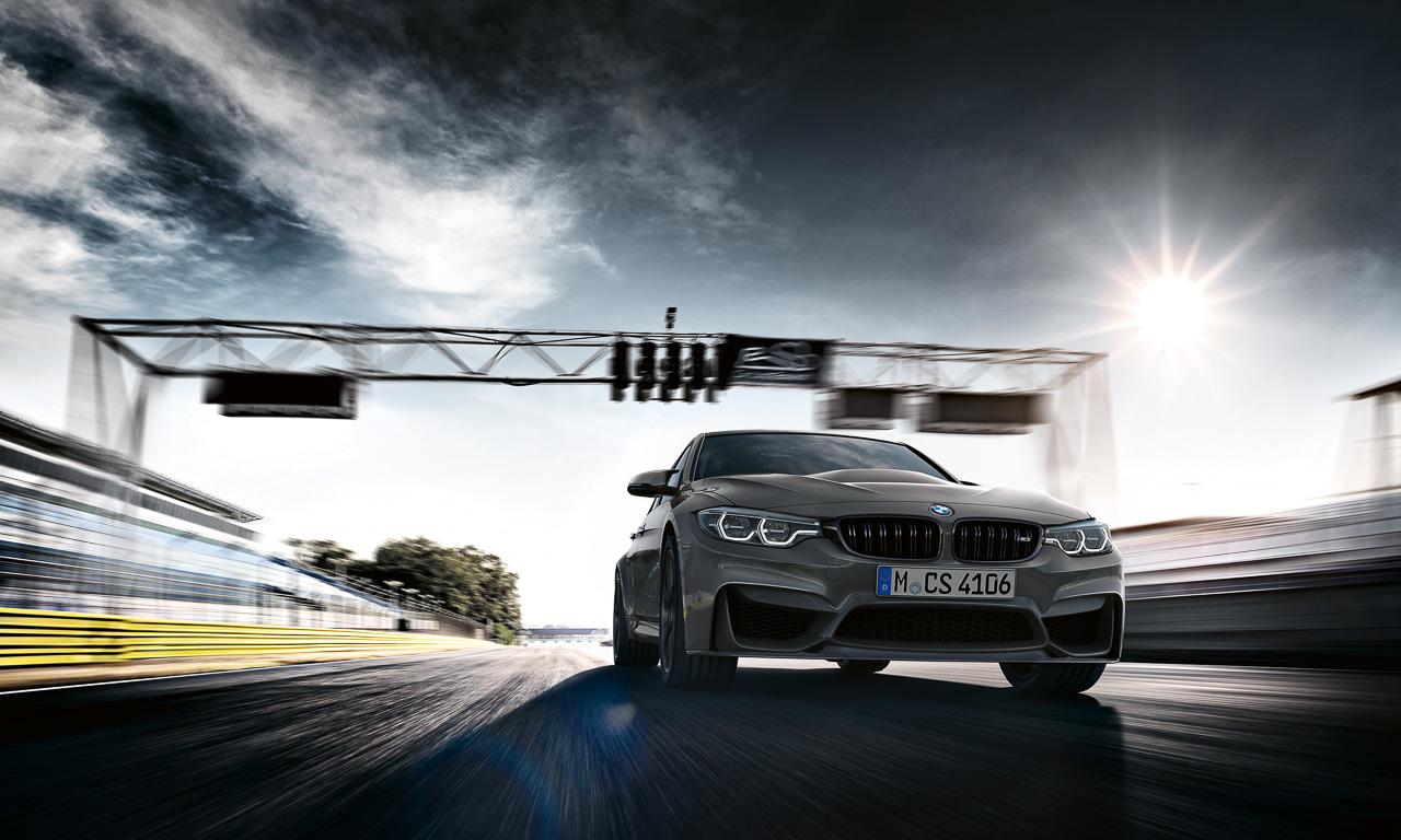 BMW M3 CS 2018 8 - Wenn schon M3, dann wenigstens CS: Hallo Sportskanone!