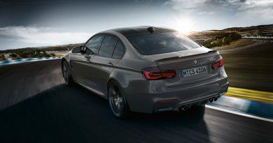 BMW M3 CS 2018 9 390x205 - Wenn schon M3, dann wenigstens CS: Hallo Sportskanone!