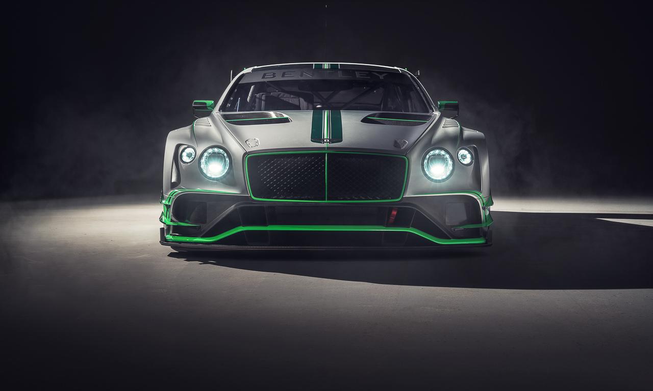 Bentley Continental GT3 Motorsport AUTOmativ.de Benjamin Brodbeck 3 - Der Bentley Continental ist sich nicht zu schön für harten Motorsport