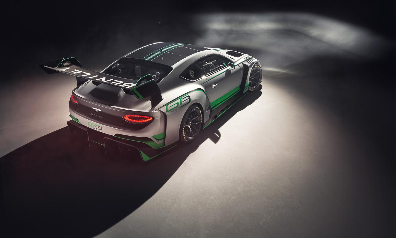 Bentley Continental GT3 Motorsport AUTOmativ.de Benjamin Brodbeck 5 - Der Bentley Continental ist sich nicht zu schön für harten Motorsport